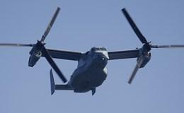 Máy bay quân sự Mỹ chở 26 người bị rơi ngoài khơi Australia