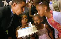 """""""Tan chảy"""" với lời chúc sinh nhật ngọt ngào bà Michelle Obama tặng chồng"""