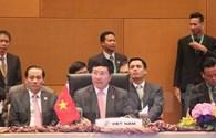 Việt Nam tham dự Hội nghị Bộ trưởng Ngoại giao ASEAN lần thứ 50