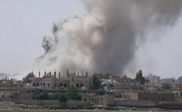 Mỹ bị cáo buộc không kích bằng bom hóa học vào bệnh viện ở Raqqa