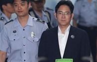 """""""Thái tử"""" tập đoàn Samsung đối mặt với bản án 12 năm tù"""