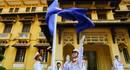 Nghi lễ thượng cờ nhân kỷ niệm 50 năm thành lập ASEAN