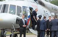 Lịch trình chuyến thăm của ông Vladimir Putin bị cảnh sát Phần Lan phát tán