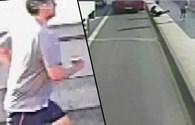 Thót tim cảnh gã đàn ông bất ngờ xô ngã một phụ nữ trước đầu xe buýt