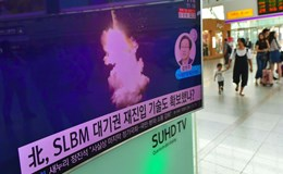 """Dự báo """"lạnh gáy"""" về lần thử tên lửa sắp tới của Triều Tiên"""