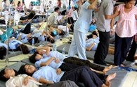 30 bệnh nhân nhập viện do bị ngộ độc thực phẩm