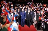 """""""Nga coi Việt Nam là đối tác chiến lược đặc biệt"""""""