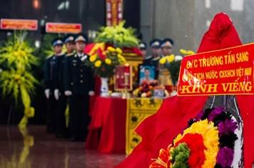 Vụ Rơi máy bay trực thăng quân sự tại TP.Hồ Chí Minh: Hôm nay, tổ chức lễ truy điệu 4 chiến sĩ hy sinh