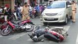 Kiềm chế tai nạn giao thông trong mùa lễ hội