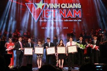 """Tiến tới Vinh Quang Việt Nam lần thứ XII: Tôn vinh 15 cá nhân, tập thể """"trưởng thành cùng đất nước"""""""