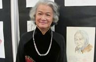 Họa sĩ Đặng Ái Việt: Tri ân các mẹ bằng nét vẽ tình yêu