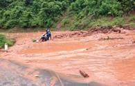 Mưa lũ tiếp tục tàn phá các tỉnh Tây Bắc: Giao thông vẫn bị chia cắt