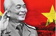 """Kỷ niệm 3 năm ngày mất Đại tướng Võ Nguyên Giáp: Tổ chức chương trình """"Sống mãi một huyền thoại"""""""