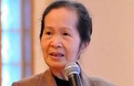 """Chuyên gia kinh tế Phạm Chi Lan: """"Về hưu rồi vẫn phải chịu trách nhiệm"""""""