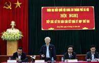 Tổng Bí thư Nguyễn Phú Trọng: Quyết tâm chống tham nhũng, lợi ích nhóm