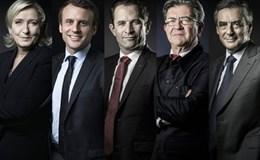 Châu Âu hồi hộp chờ bầu cử tổng thống Pháp