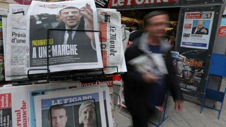 Bầu cử Tổng thống Pháp: Hy vọng cho tương lai chung của Châu Âu