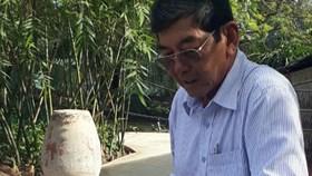 Ông Cua lúa thơm
