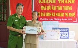 Đại tá Lê Hồng Thắng - khắc tinh của tội phạm đất Cảng