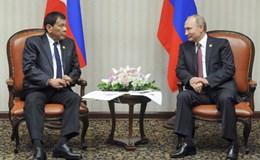 Tổng thống Philippines thăm Nga: Phép thử về sự cân bằng