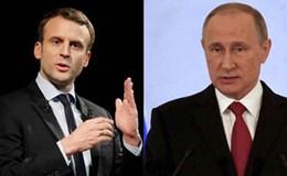 Tổng thống Nga công du Pháp hàn gắn quan hệ