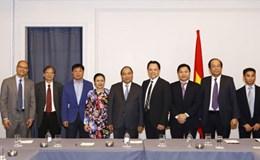 Chuyến thăm Mỹ của Thủ tướng Chính phủ Nguyễn Xuân Phúc: Kỳ vọng đột phá tăng trưởng đầu tư hai chiều