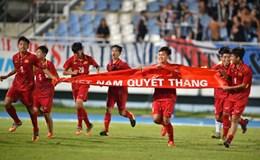 Dấu ấn của bóng đá trẻ Việt Nam