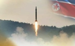 Mỹ cảnh báo Triều Tiên sắp thử tên lửa