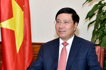 Phó Thủ tướng Phạm Bình Minh: ASEAN tạo được vị thế quan trọng sau 50 năm