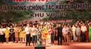"""CĐ ngành Y tế tỉnh Ninh Bình: 300 thí sinh tham dự Hội thi """"Tuyên truyền Luật phòng, chống tác hại thuốc lá"""""""