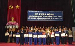 LĐLĐ tỉnh Lào Cai: Tặng bằng khen 87 đoàn viên, CNVCLĐ tiêu biểu