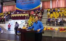 CĐ Ngân hàng Việt Nam: Hơn 200 VĐV tham dự Giải Giao hữu thể thao