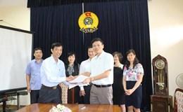 Báo Lao Động và LĐLĐ tỉnh Hải Dương ký kết chương trình phối hợp