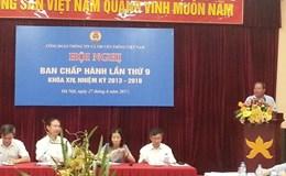 Hội nghị BCH Công đoàn Thông tin và Truyền thông VN