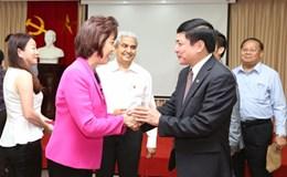 Hội đàm cấp cao giữa Tổng LĐLĐVN và Đại hội Công đoàn Singapore