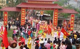 Lễ hội Kinh Dương Vương: Nhớ về cội nguồn, tự hào là người Việt