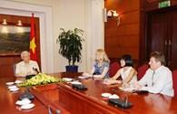 Việt Nam và Hoa Kỳ cùng chia sẻ tầm nhìn hướng đến tương lai (*)