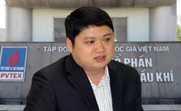 Phát lệnh truy nã đặc biệt Vũ Đình Duy - nguyên Tổng giám đốc Xơ sợi Đình Vũ