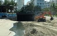 TMS Hotel Đà Nẵng được xả nước ngầm