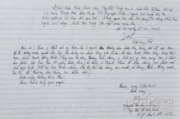 Đong đầy tình cảm trong sổ tang tiễn biệt Đại tướng Võ Nguyên Giáp (P7)