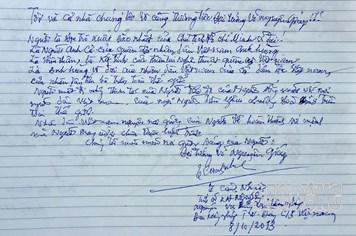 Đong đầy tình cảm trong sổ tang tiễn biệt Đại tướng Võ Nguyên Giáp (P5)
