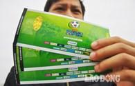"""Phe vé """"áp đảo"""" người hâm mộ mua vé xem ĐTQG Việt Nam ở AFF Cup"""