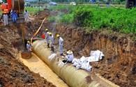 Hủy mua ống Trung Quốc cho dự án đường nước sạch sông Đà 2