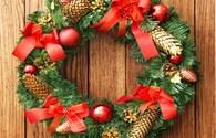 Giải mã lý do treo vòng hoa vào ngày Giáng sinh