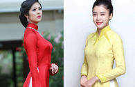 """Hoa hậu Ngọc Hân phản pháo khi bị """"ném đá"""" vì khen hết lời đồng phục mới của VNA"""