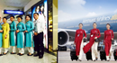 Giới sao Việt tranh cãi nảy lửa về đồng phục mới của Vietnam Airlines
