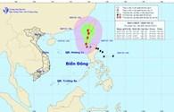 Cập nhật tin bão số 2 mới nhất: Bão Linfa đang mạnh lên ở biển Đông