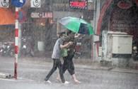 Dự báo thời tiết 13.10: Trung trung bộ tiếp tục có mưa to đến rất to