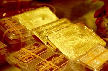 Giá vàng ngày 19.10: Vàng trong nước giảm sâu ngược chiều thế giới