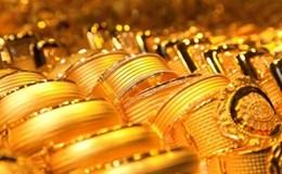 """""""Chào"""" tuần giao dịch mới, giá vàng tăng nhẹ"""